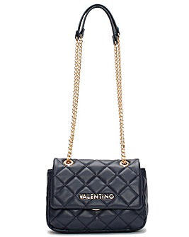 Valentino By Mario Valentino Ocarina Quilted Cross-Body Bag