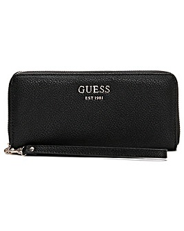 Guess Vikky Zip Around Wallet