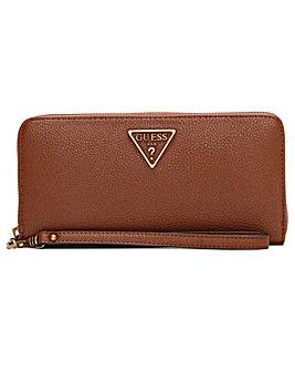 Guess Destiny Zip Around Wallet