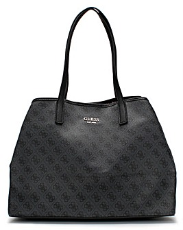 Guess Large Vikky Logo Tote Bag