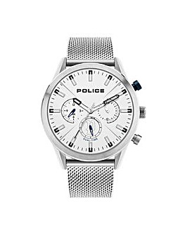 Police Strap Watch