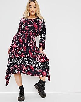 Joe Browns Mixed Printed Dress