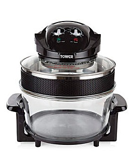 Tower 17L Airwave Fryer and Halogen Oven