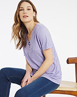 Julipa Cross Front T Shirt