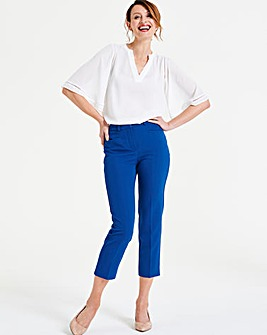 Cobalt Meghan Everyday Trousers