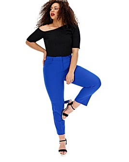 Cobalt Meghan Everyday Trousers