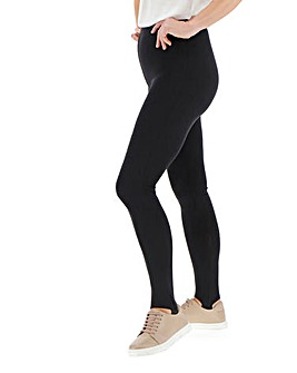 Stirrup Jersey Leggings Regular