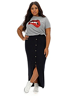 971b5f899c8 Plus Size Skirts | Mini, Midi and Maxi Skirts | Simply Be