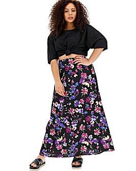 8614534cd4 Plus Size Skirts | Mini, Midi and Maxi Skirts | Simply Be