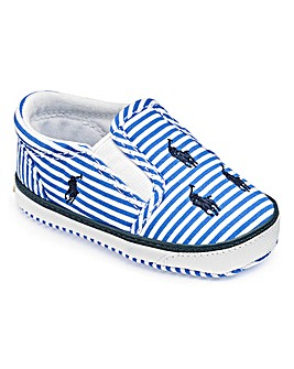 Ralph Bal Harbour Repeat Canvas Slip On