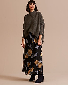 Floaty Georgette Maxi Skirt