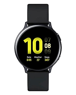 Galaxy Watch Active 2 Aluminium 44mm Aqua Black