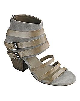 Heavenly Soles Shoe Boots Wide E Fit