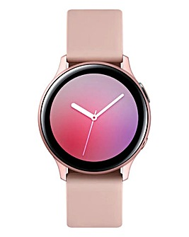 Galaxy Active 2 Aluminium 40mm Pink Gold