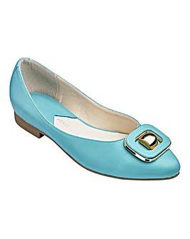 Heavenly Soles Trim Shoes Wide E Fit