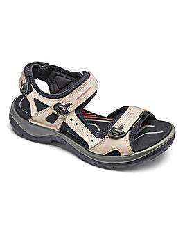 Ecco Sandals Standard D Fit
