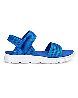 Touch And Close Leisure Sandals EEE Fit