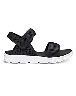 Touch And Close Leisure Sandals E Fit