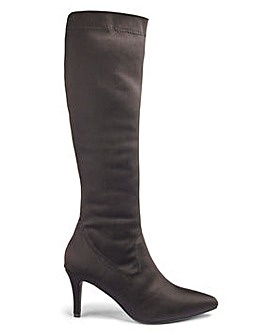 Heavenly Soles Stretch Boots E Fit