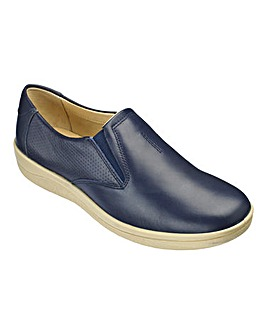 Padders Slip On Shoes Wide E Fit