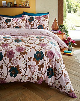Bonita 100% Cotton Duvet Cover Set
