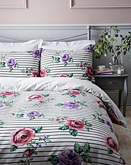 Renee Heather Duvet Cover Set