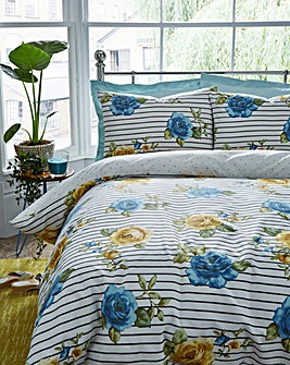 Renee Lemon Duvet Cover Set