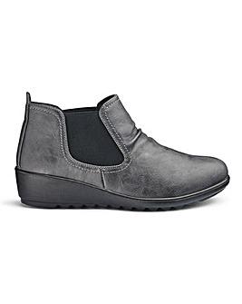 Cushion Walk Chelsea Boots EEE Fit