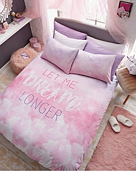 Let Me Dream Duvet Cover Set