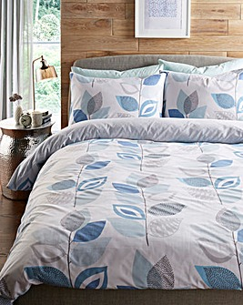 Oakley Blue Cover Duvet Set