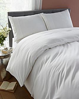 Feel Cool 350 Thread Count Cotton Tencel Duvet Cover Set