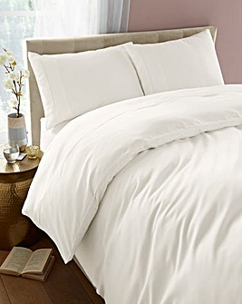 Cool 350TC Cotton Tencel Duvet Cover