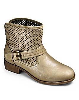 Nature's Own Ankle Boots Wide E Fit