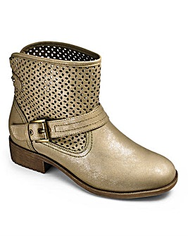 Nature's Own Ankle Boots Extra Wide EEE Fit