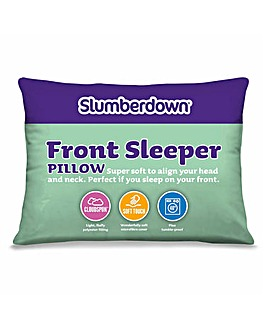 Slumberdown Front Sleep Pillow
