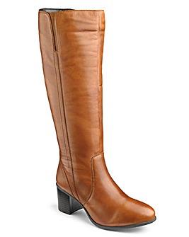 Heavenly Sole Boots EEE Super Curvy Calf