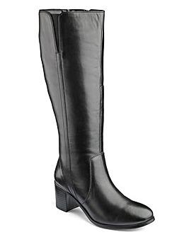 Heavenly Soles Boots E Extra Curvy Plus