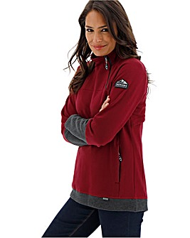 Snowdonia Zip Neck Fleece