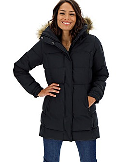 Helly Hanson Waterproof Blume Puffy Parka