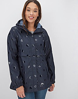 Trespass Waterproof Farewell Spot Jacket