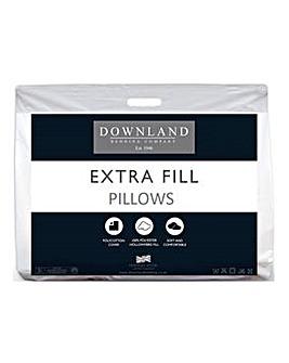 Extra Fill Deep Sleep Pillows