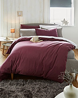 Soft Brushed Cotton Duvet Cover