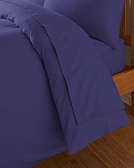 Supersoft Brushed Cotton Flat Sheet