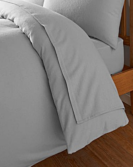Supersoft Brushed Cotton Flat Sheet