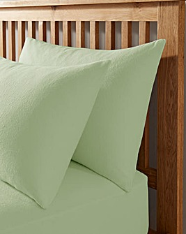 Supersoft Flannelette Pillow Cases