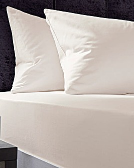 Hotel Collection 400TC Sateen Fit Sheet