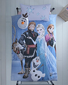 Frozen Stellar Personalised Panel Duvet
