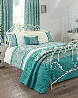 Sophie Embellished Duvet Cover Set