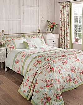 Elizabeth Embellished Duvet Cover Set