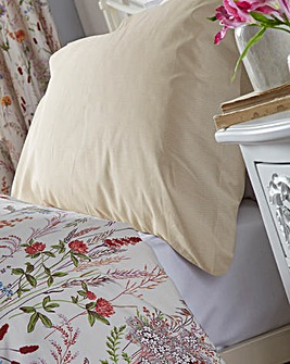 V&A Blythe Meadow Housewife Pillowcases